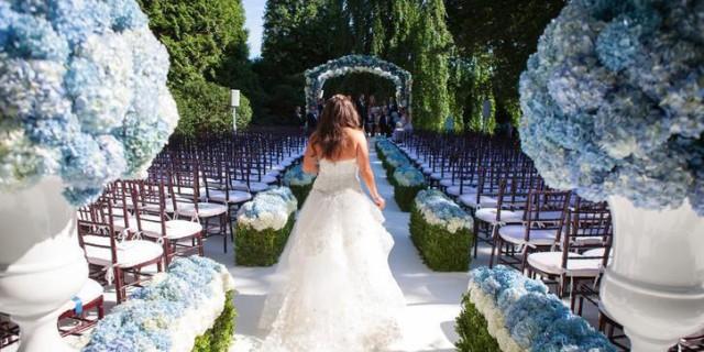 Matrimonio: abbinamenti di colore classici e non