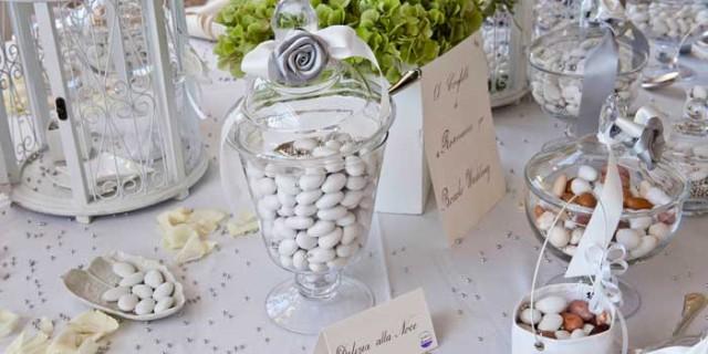 Bomboniera gourmet: la nuova frontiera del wedding