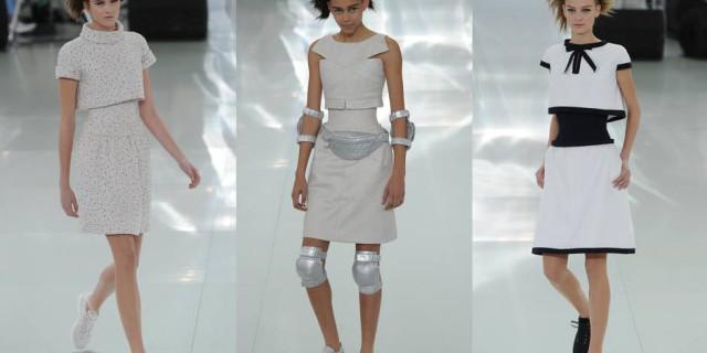 Chanel: Quando l'haute couture calza le sneakers