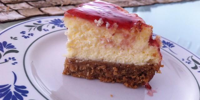 Golosando: la cheesecake