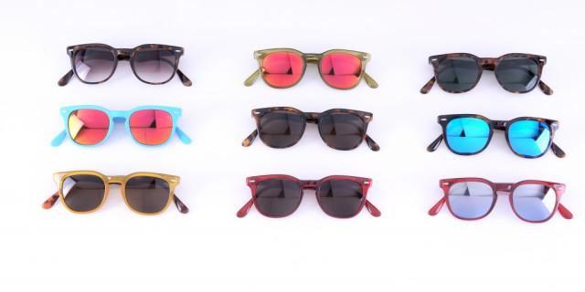Occhiali con lenti a specchio: un must-have per l'estate 2013