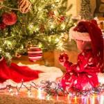 Come organizzare le Vacanze di Natale dei bambini in Famiglie Allargate