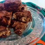 Torrone croccante al cioccolato