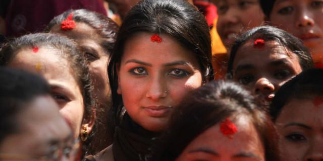 Essere donne nel mondo: Nepal