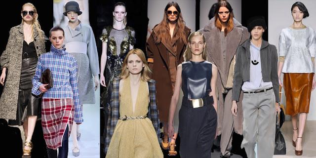 """Le tendenze della Moda """"autunno-inverno 2014"""" [foto]"""