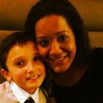 Mamma perde 50 chili per salvare il figlio con un trapianto