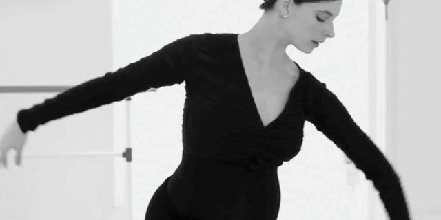 """Mary Helen Bowers, ballerina incinta. """"Non smetterò di ballare"""""""