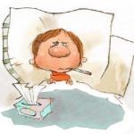 I magnifici 4: la dieta per combattere l'influenza