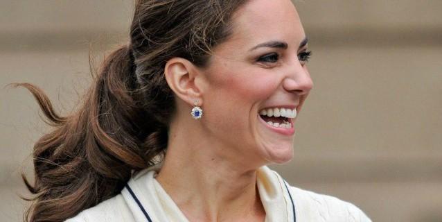Brava Kate Middleton, vorremmo tutte essere te.