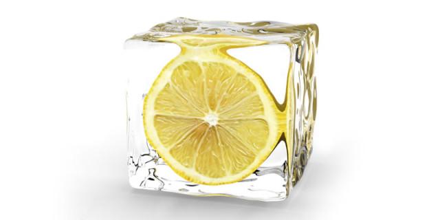 Fredda come il ghiaccio, acida come un limone ma bella come una dea!