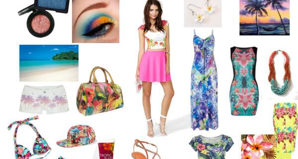Tropical Look: un outfit da evasione