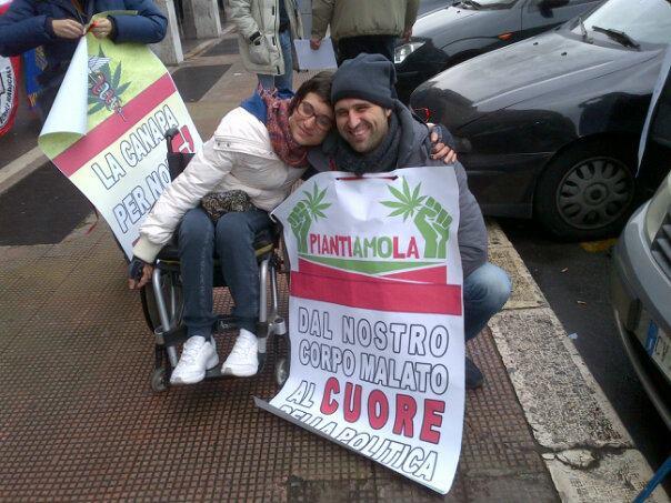 Lucia ha 30 anni, la Sclerosi Multipla e cammina grazie alla Cannabis. Una testimonianza importante.
