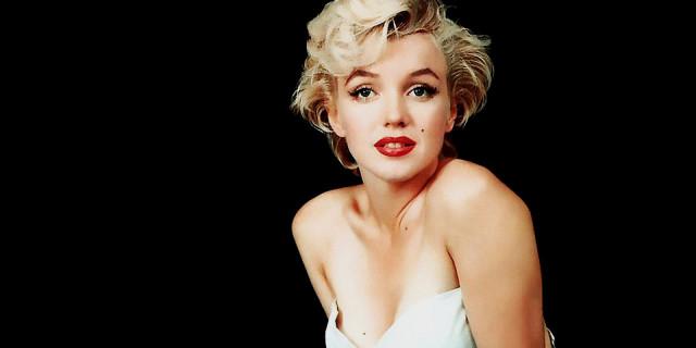 Marilyn Monroe era rifatta