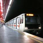 Sesso sulla metro a Roma: la foto fa il giro del Web [FOTO]