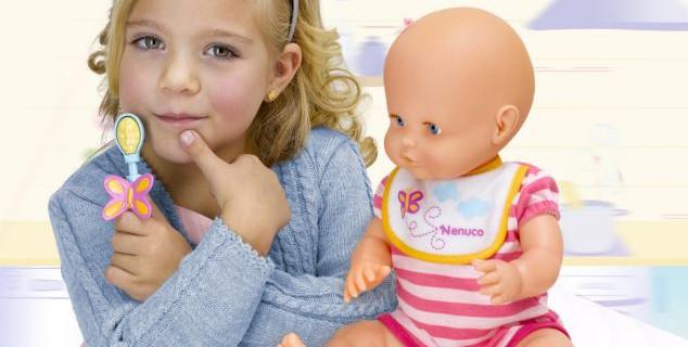 Nenuco, la bambola anoressica