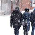 Allerta Meteo: Neve al nord e Ciclone al Sud. Ecco le regioni colpite.
