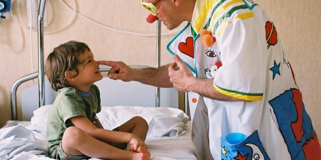 La cura dei clown che funziona!