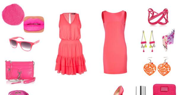 Primavera estate 2013: i colori fluo - speciale rosa