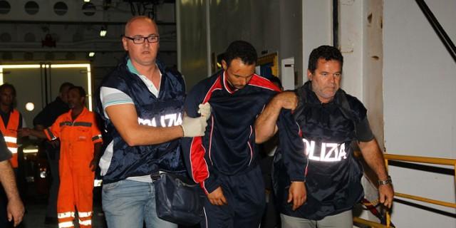 Arrestato lo scafista-stupratore del naufragio di Lampedusa