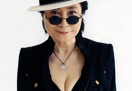 Yoko Ono: una ragazzina di 80 anni