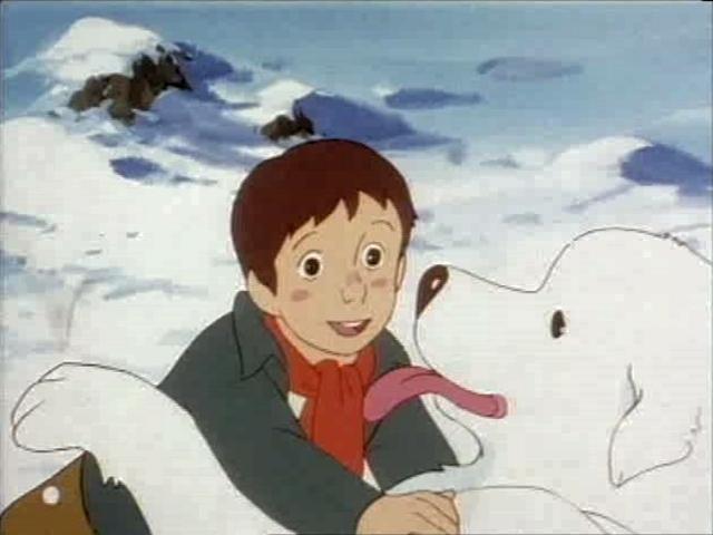 Belle e sebastien dal cartone animato al film roba da donne
