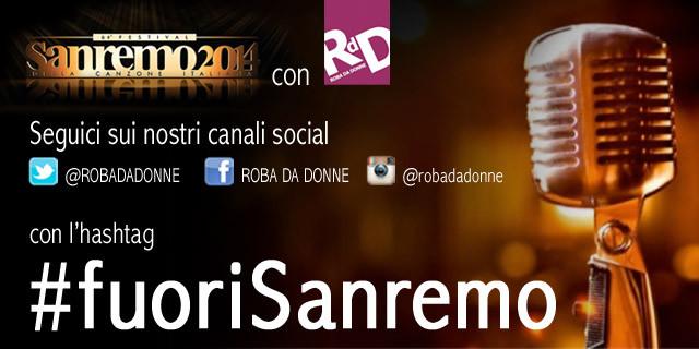 Al via la 64° edizione del Festival della Canzone Italiana. Lo commentiamo su #fuorisanremo?