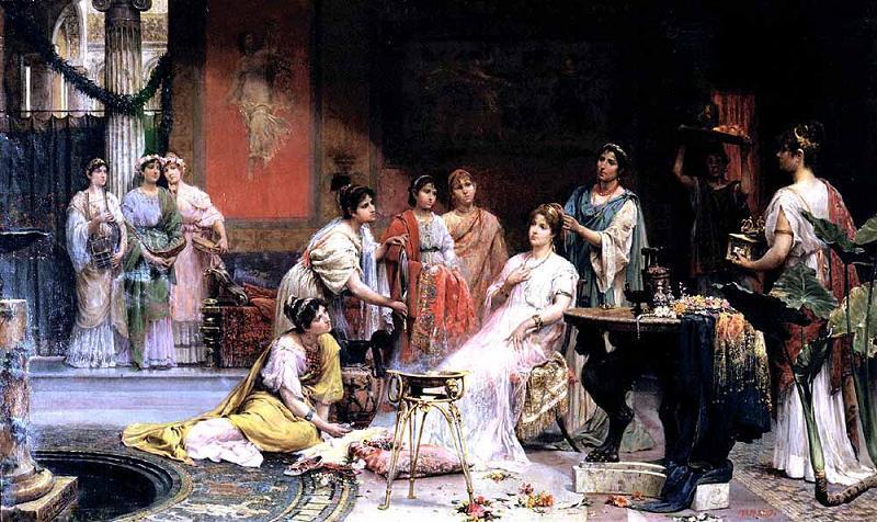 Quando con un bacio si controllava la virt delle donne for Man arreda ragazzi roma