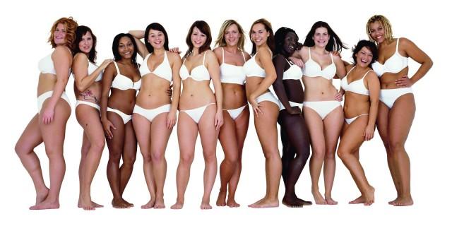 Le donne XL vivono più a lungo delle XXS