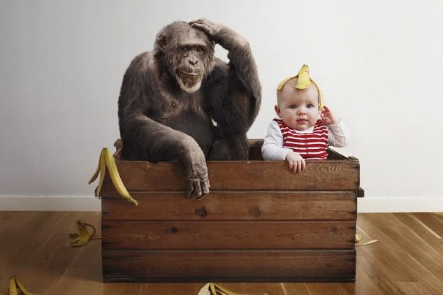 Il Papà Che Trasforma La Sua Bimba In Supereroe Con La Fotografia