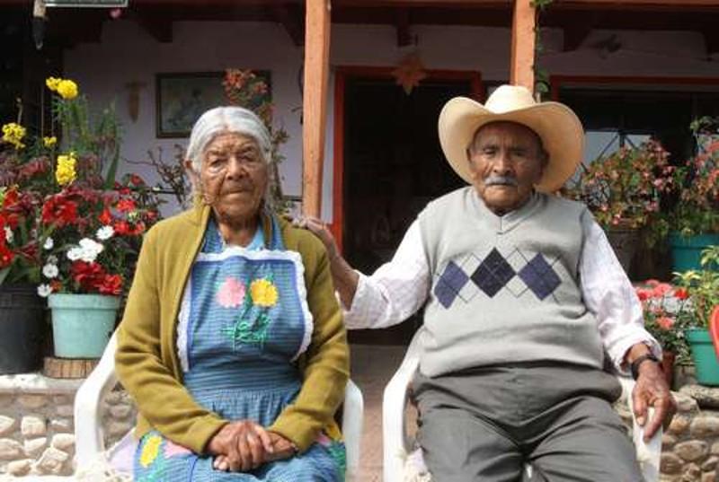 La coppia più longeva del mondo: sposati da 81 anni
