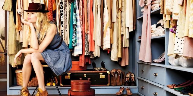 Dove metterà 55 mila vestiti?