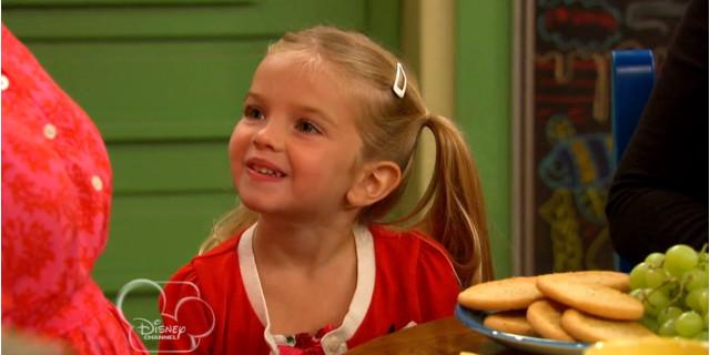"""Mia Talerico, la piccola star disneyana di """"Buona Fortuna Charlie"""" è stata minacciata di morte"""