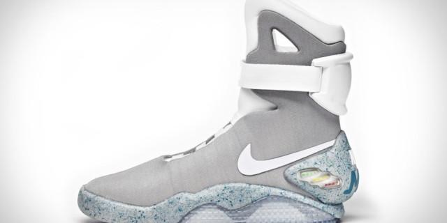 """Nike Air Mag2015: in vendita dal prossimo anno le scarpe di """"Ritorno al Futuro"""""""