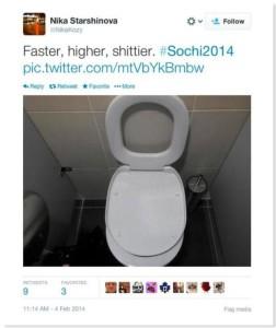 Olimpiadi 2014: meglio farsi due risate.