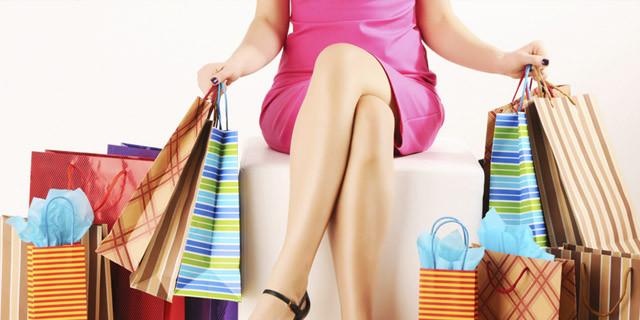Tutte le scuse di una donna per fare shopping!