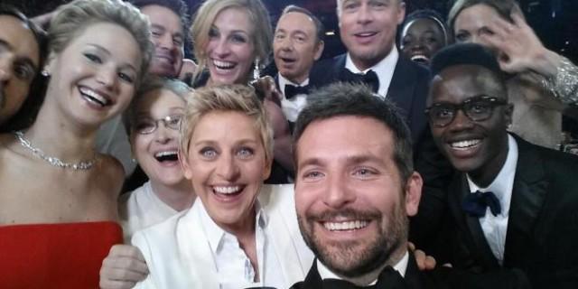 Oscar 2014: il selfie più ritwittato di sempre