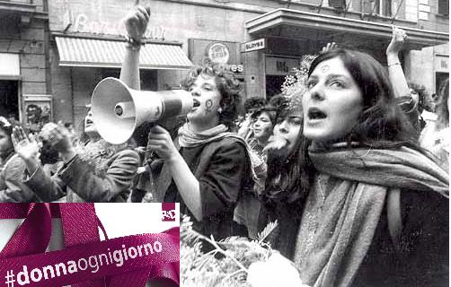 Non voglio gli auguri l'8 marzo! Io sono #donnaognigiorno!