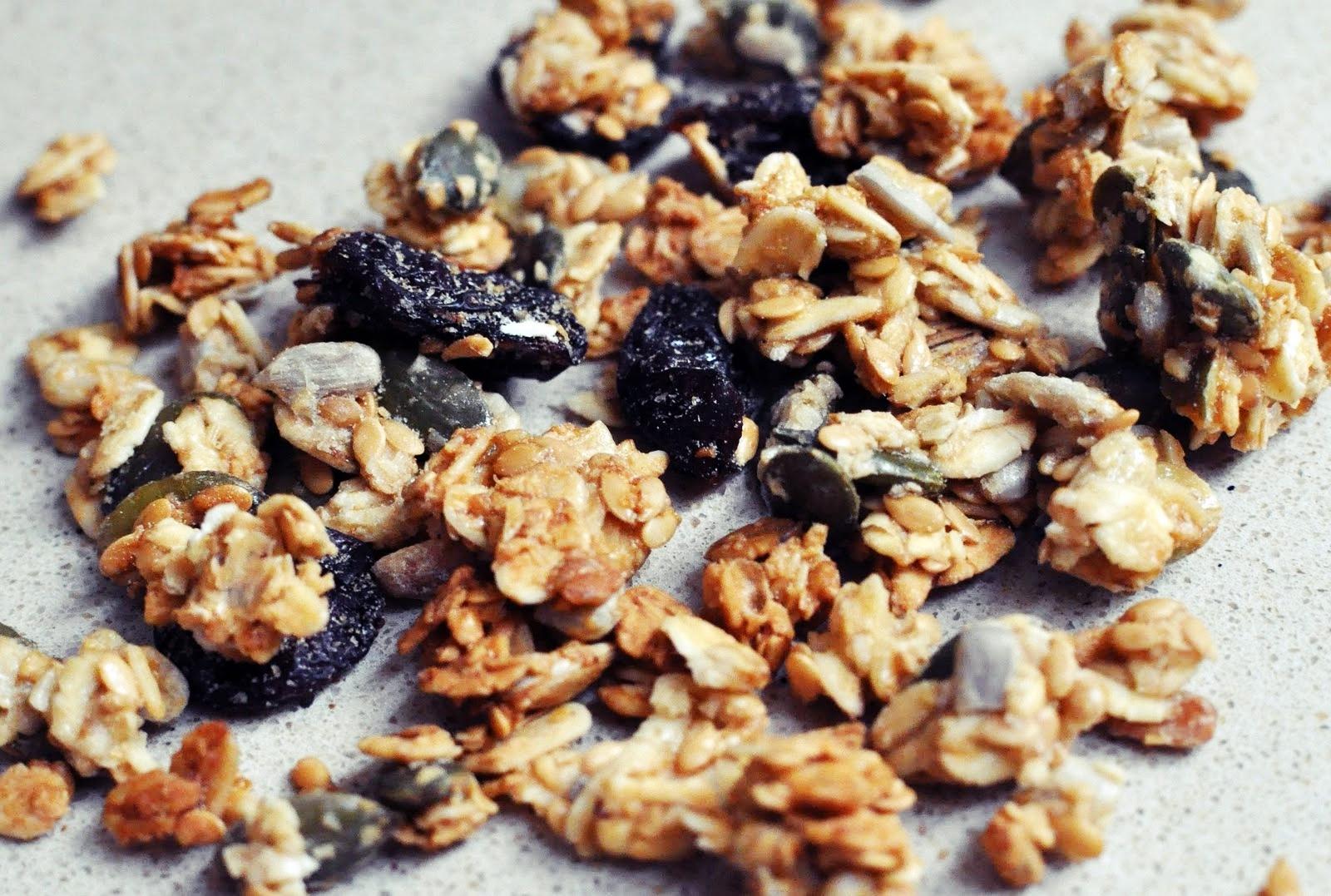 Come preparare in Casa i Cereali Croccanti per la Colazione