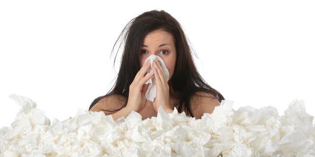 Arriva la primavera e con lei anche le allergie