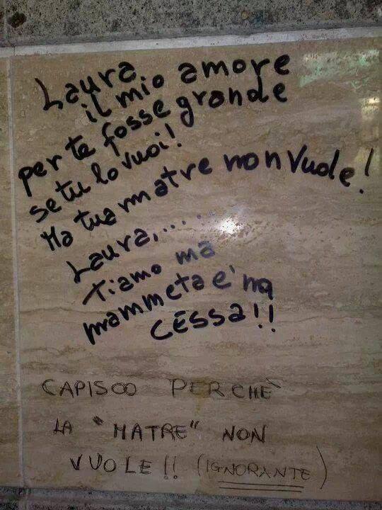 """""""Amori grammaticalmente scorretti"""" le fotografie più divertenti del web"""