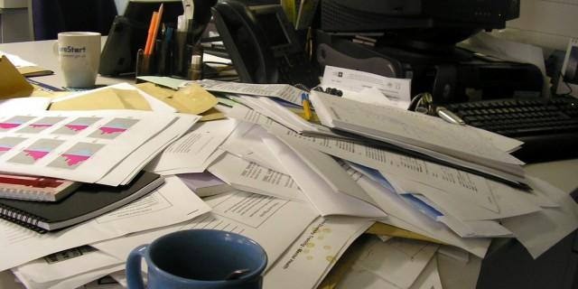 Le pulizie di Pasqua? Falle in ufficio!