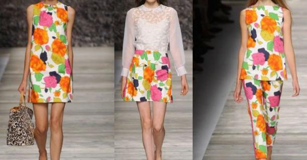 I Trend Dal Mondo Della Moda Per L'Estate 2014