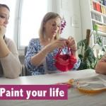 Roba da Divano: il reggiseno di Paint Your Life