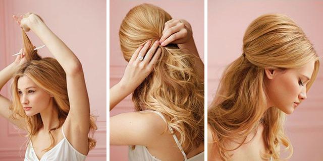 Acconciature capelli fai da te per ogni occasione