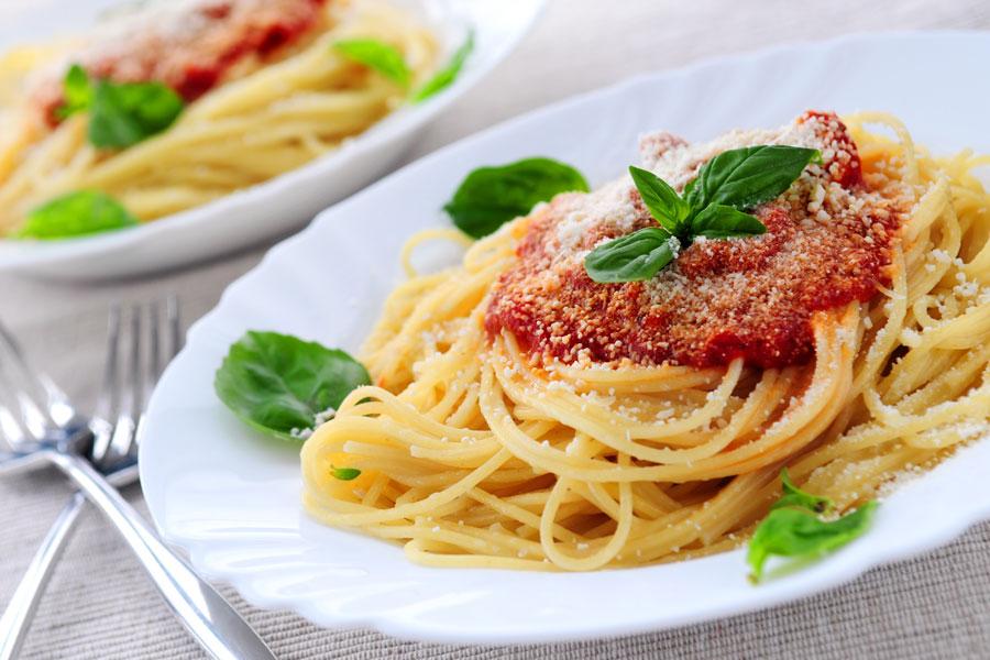 10 Motivi Per Non Eliminare Dalla Dieta Un Buon Piatto di Pasta