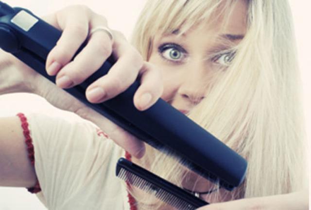 4 consigli per utilizzare la piastra senza rovinare i capelli roba da donne - Comment mettre un enduit de lissage ...