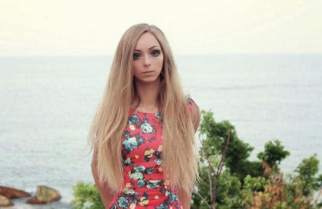 Barbie umana: 22 incredibile fotografie
