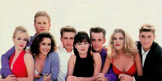 Che fine hanno fatto i protagonisti di Beverly Hills 90210???