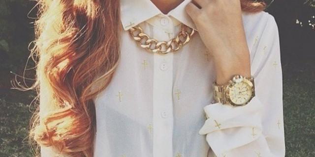 34 modi per indossare una camicia bianca