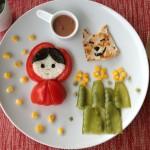 12 Piatti Fantasiosi Per Imparare a Far Mangiare Di Tutto Ai Bambini